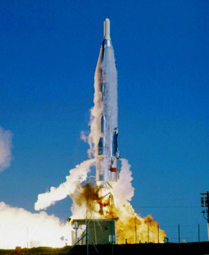 SiloWorld - Atlas F launch
