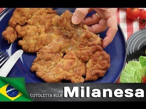 Como fazer um Bife à Milanesa inesquecível – Aprenda de uma vez por todas! | SOS Solteiros