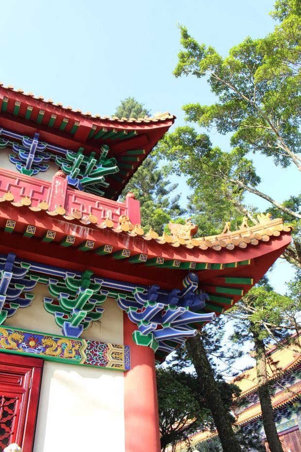 Po Lin Monastery #HongKongTravel #Travel