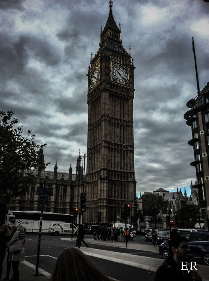EVR Photography - Big Ben, London, England