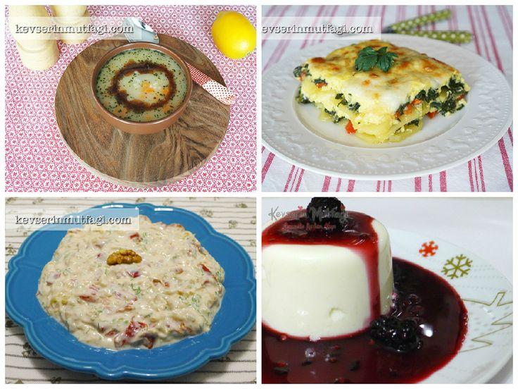Günün Menüsü 1 Mart - Kevser'in Mutfağı - Yemek Tarifleri