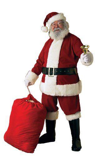 Rubie's Costume Deluxe Ultra Velvet Santa Suit, Red/White, XX-Large Costume Rubie's Costume Co http://www.amazon.com/dp/B001F9SV2O/ref=cm_sw_r_pi_dp_GISeub10RVR1N