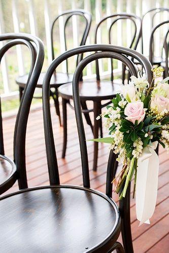 Dark Oak Bentwood Chair Chairs | Lovebird Weddings