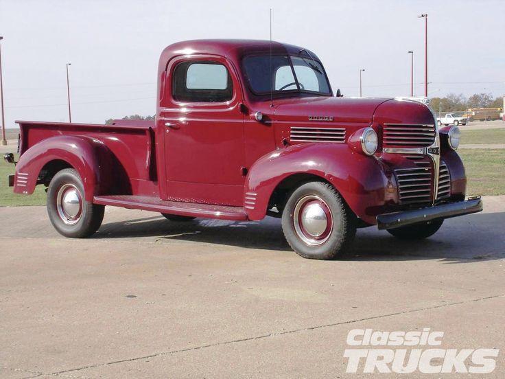 1946 dodge wc truck side photo 4 old truck pinterest dodge and dodge trucks. Black Bedroom Furniture Sets. Home Design Ideas