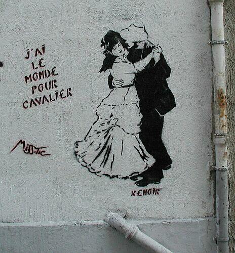 Miss.Tic Street Art                                                                                                                                                                                 Plus