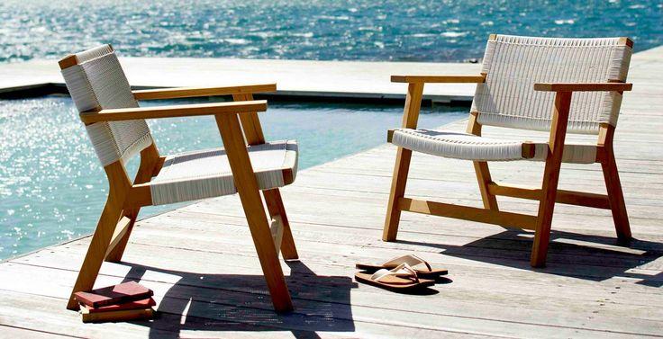 Eco Outdoor - Furniture - Lounge + Low Seating - Barwon