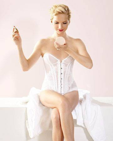 lingerieBackless Wedding Dresses, Wedding Dressses, Dresses Style, Wedding Day, Bridal Lingerie, Wedding Lingerie, Martha Stewart, Agent Provocateur, Big Day