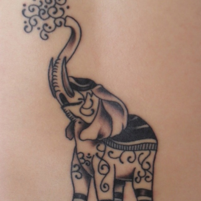 Symbol of the highest true self: Elephants, Tattoo Ideas, Tattooideas, Tattoos Piercings, Tattoo'S, Elephant Tattoos, Tatoo