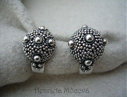 HenrietaMocova / prsteň z Veľkej Moravy
