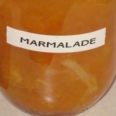 Orange Marmalade using Bread Maker