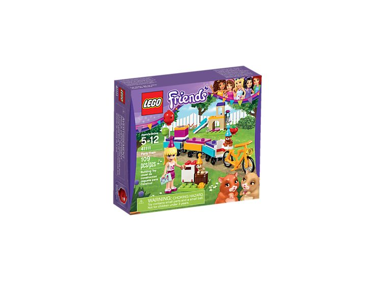 Buy LEGO FRIENDS Party Train NEW RELEASE 2016 for R249.00