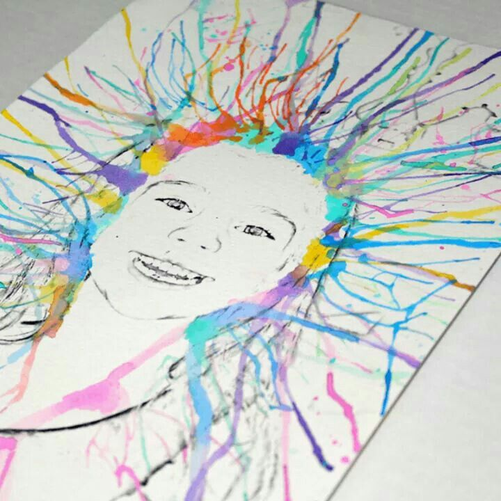 How To: Coloring Book Page From a Photo
