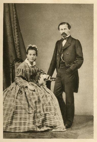 19 век... нет, уже не мода. Просто одежда. (Фото 27)