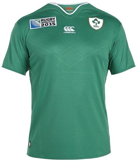 Copa do Mundo de Rugby 2015 - Grupo D - Irlanda