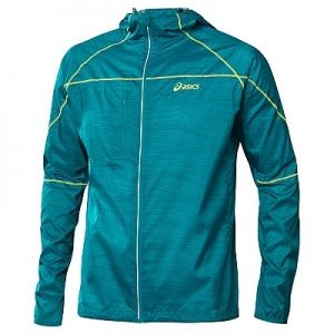ASICS FUJI PACKABLE JACKET - Giacca antivento idrorepellente