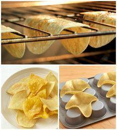 3 DIY tortilla tricks: How to make your own taco shells, taco bowls and tortilla chips