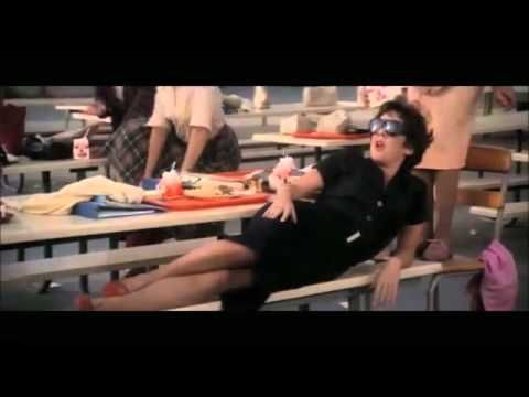 Olivia Newton-John and John Travolta - Summer Nights, I remember them well.