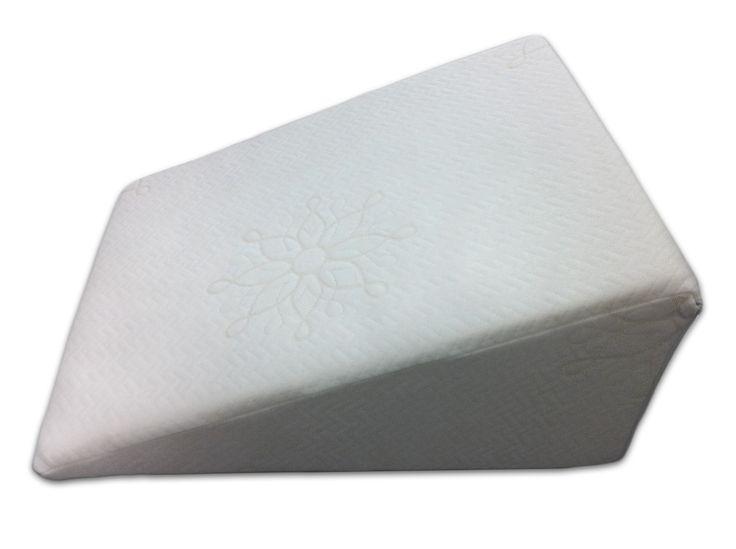 memory foam wedge pillow