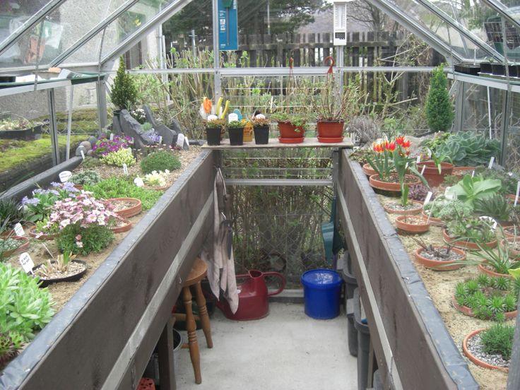 Bydand garden in miniature
