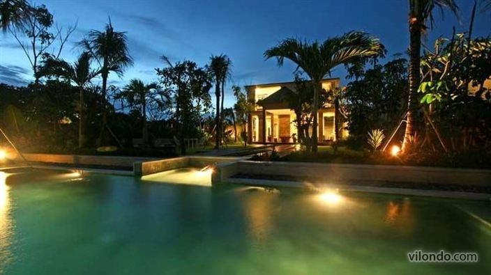 Luxury villa for 4 in Sanur