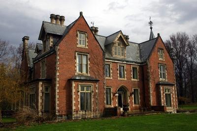 cruickston park  private residence on same property as Langdon Hall