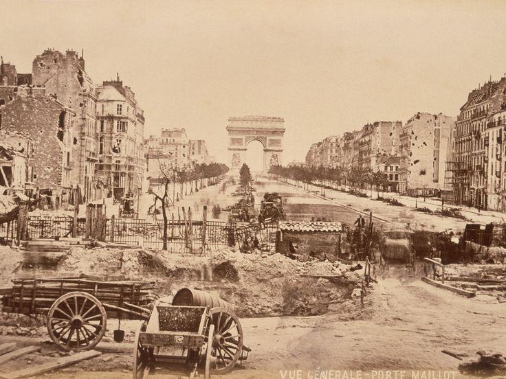 Champs-Elysees - 1871