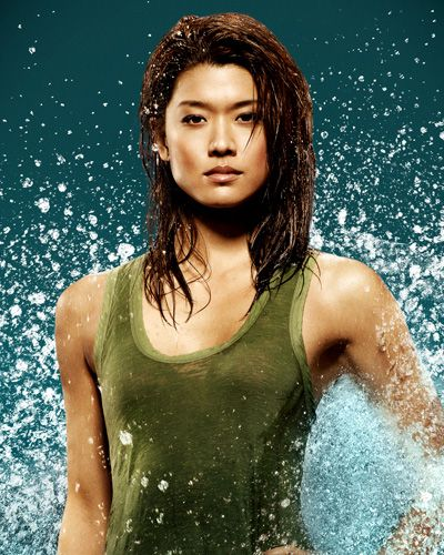This is Grace Park, my current girl-crush. She kicks major ass in Hawaii Five-O (can you gratuitous fight scene?) while being adorable, funny and all around great actress. Oh and i have a mentioned she's gorgeous? yeah I'm a little in love.