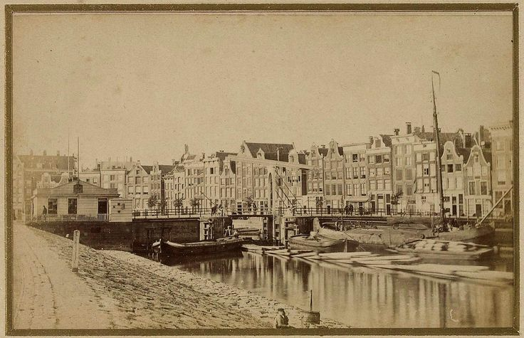 All sizes | Amsterdam Demping Nieuwzijdsvoorburgwal pm 1880 | Flickr - Photo Sharing!