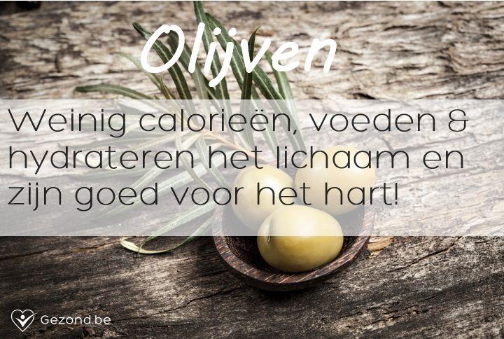 #fact #olijven #gezond #voedzaam