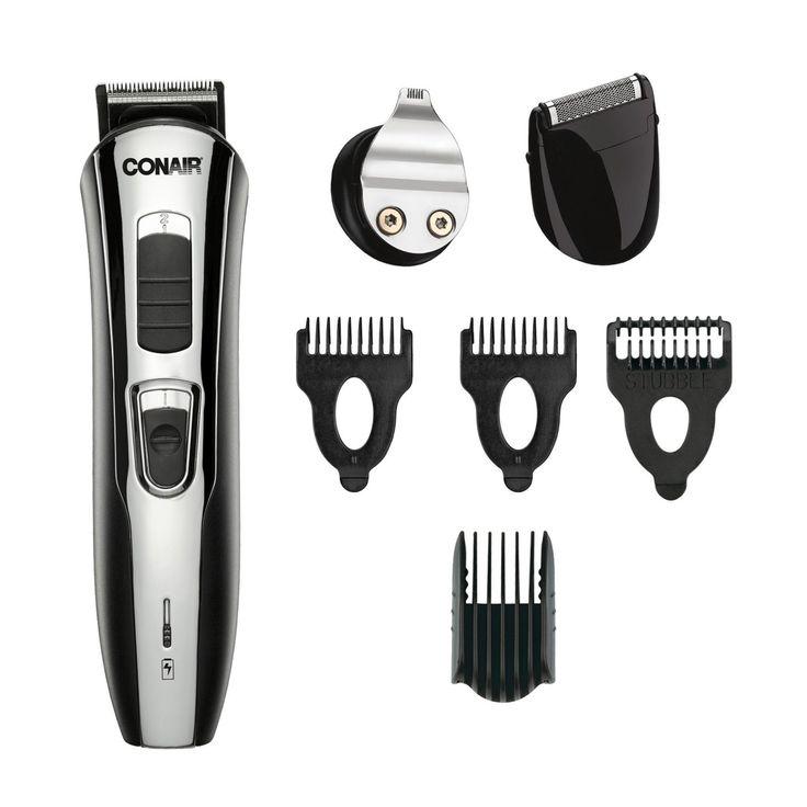 Conair Rechargeable GMTL1 Lithium Beard and Mustache Trimmer - CNRGMTL1