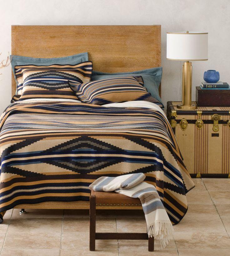 Pendleton Rio Canyon Wool Blanket Pendleton Beds