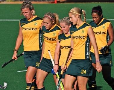 SA Womens Hockey...