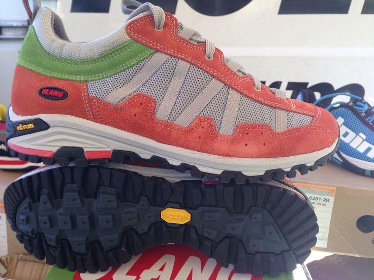 Olang Spagna Mango Mix Scarpe Da Trekking Con Suola Vibram Hiking Shoes  Published via Nembol app