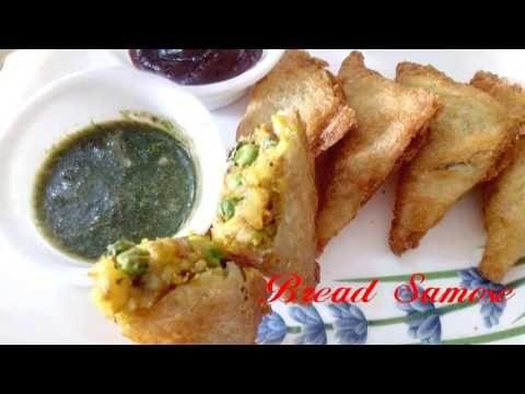 Samosa making || Best samosa recipe – In Less Than 10 Minutes | Bread Samosa Recipe In Hindi | Sumipa Kitchen By Shilpa …