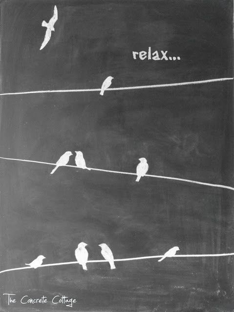 Relax - Breathe, Reflect