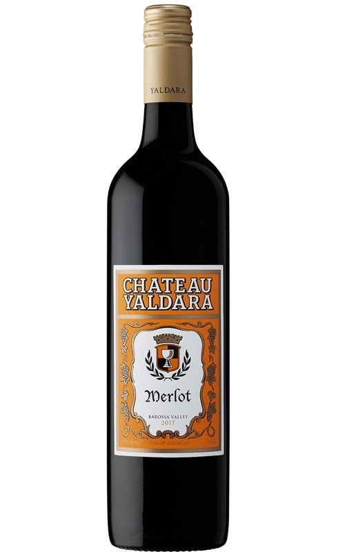 Buy Chateau Yaldara Retro Collection Merlot 2017 Barossa Valley - 6 Pack Wine Online At $210