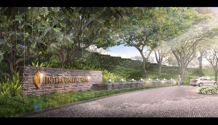 Landscape Illustration | Bandung - Indonesia | 2014 | Design by Kubudaun