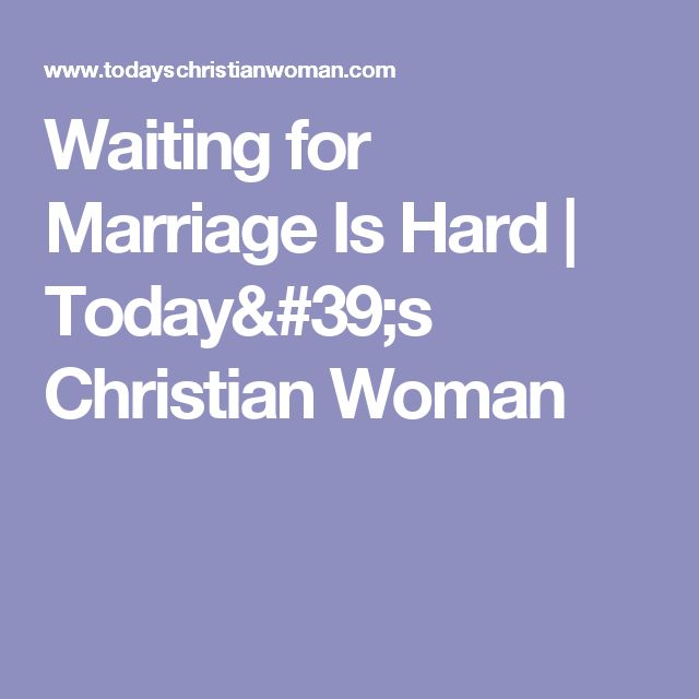 Christian dating is hard