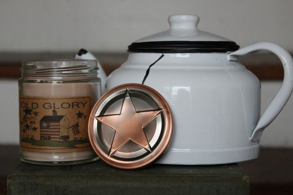Old Glory (Vanilla Cupcake) 8oz Soy Blend Candle