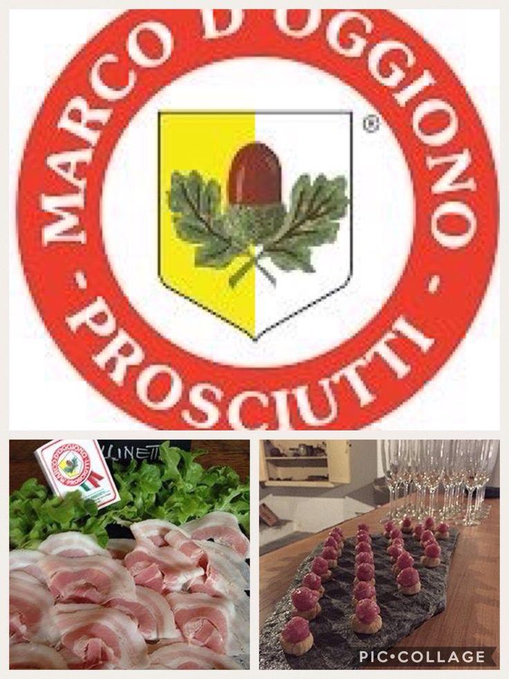 Durante il mini corso gratuito, che si terrà Sabato 29 Aprile nel nostro punto vendita, lo Chef Fabio Zanetello utilizzerà e farà degustare alcuni prodotti di Marco d'Oggiono Prosciutti. Vi aspettiamo numerosi !!!
