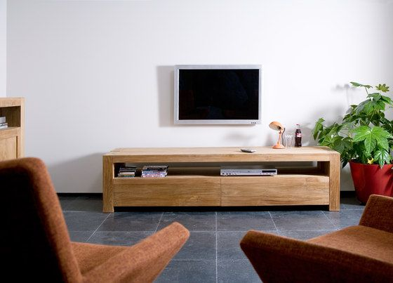 TEAK DOUBLE Mueble TV by Ethnicraft