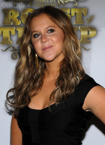 Amy Shumer - Check out her new show, Inside Amy. Prettttttty funny.