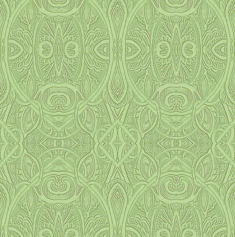 Geometric Return to 1914 fabric by edsel2084 on Spoonflower - custom fabric