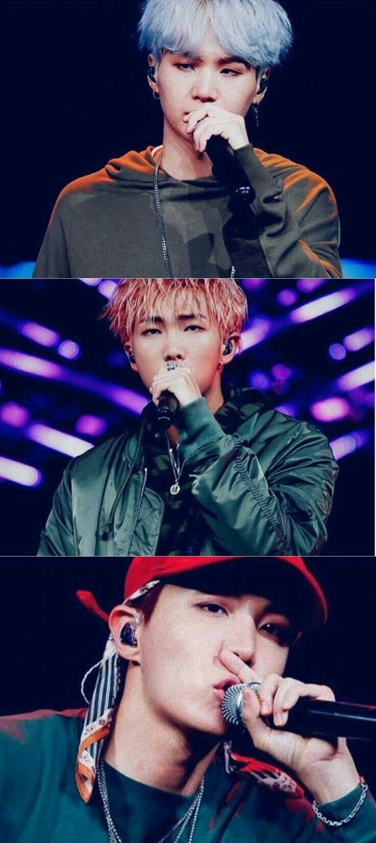 Rapper line is so sexy and talented but can someone tell them to stop making me die❤️❤️