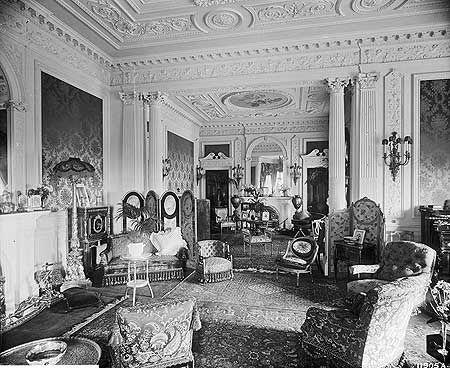 Overtoun House Scotland Drawing Room Victorian