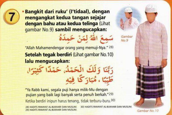 Gambar Tuntunan Shalat Sesuai Sunnah Rasulullah7