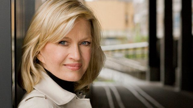 Diane Sawyer | anchor of ABC News' flagship program, ABC World News. Former co-anchor of ABC News's morning news program, Good Morning America, and the first female correspondent on 60 Minutes from 1984-1989.