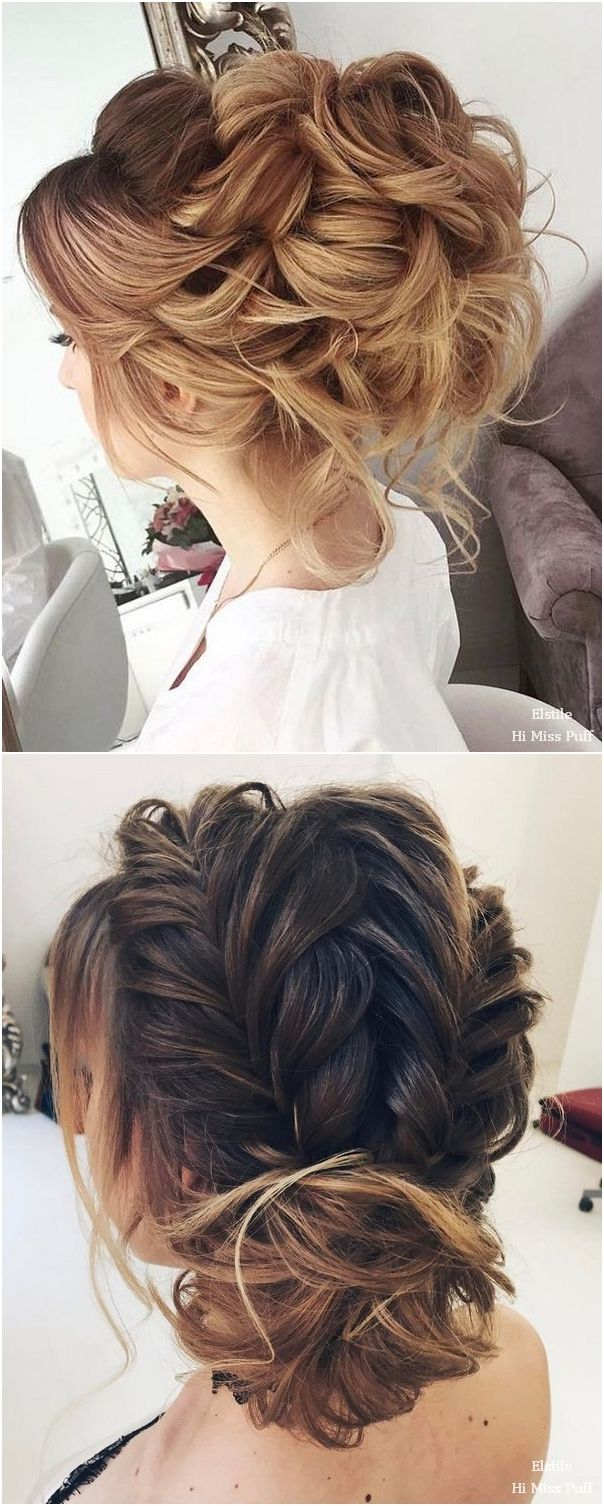 45 Most Romantic Wedding Hairstyles For Long Hair #hairstyles #weddings