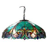 Found it at Wayfair - Victorian 2 Light Liaison Ceiling Bowl Pendent