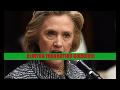 04 Oct '16: CLINTON FOUNDATION HACKED: What We Know So Far! - YouTube - David Seaman - 4:25